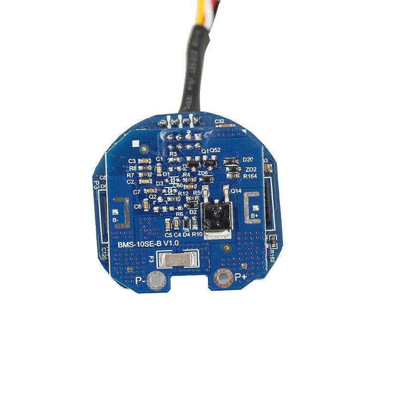 bms placa de circuito conjunto para ninebot es1 es2 es4 painel painel