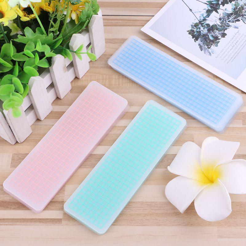 12Pcs PVC Washi Tape Storage Bookmark Washi Tape Separate Office School Supplies