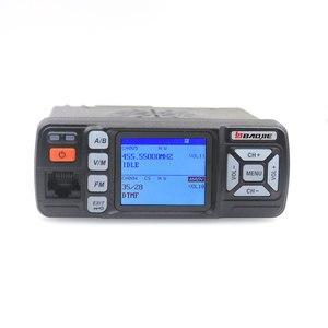 Image 2 - BAOJIE двухдиапазонный автомобильный мобильный радиоприемник, телефон, частота 136 174 МГц, УВЧ 400 490 МГц, каналов, 25 Вт, двухстороннее радио, FM приемопередатчик, рация