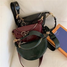 2019 New Ladies Waist Bag High Quality PU Ladies Chest Bag Fashion Design Messenger Bag Chain Bag Shoulder Bag red wedding pu leather fashion new african shoes and bag set for party italian shoes with matching bag new design ladies bag