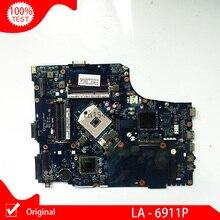 Original  For Acer aspire 7750 7750Z 7750G Laptop Motherboard MBRN802001 MB.RN802.001 LA-6911P 3AMFG P7YE0 HM65 DDR3 main board