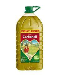 Spagnolo Carbonell Olio di Oliva Extra Vergine di 5 Litri