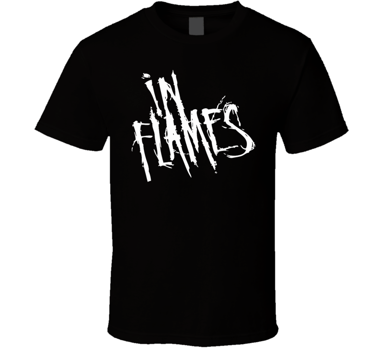 In Flames 02 T Shirt