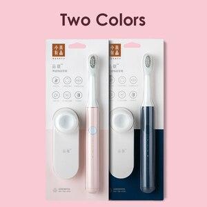 Image 5 - SOOCAS EX3 חשמלי סוניק מברשת שיניים USB נטענת שן שיניים מברשת אוטומטית עמוק נקי עמיד למים אלחוטי תשלום