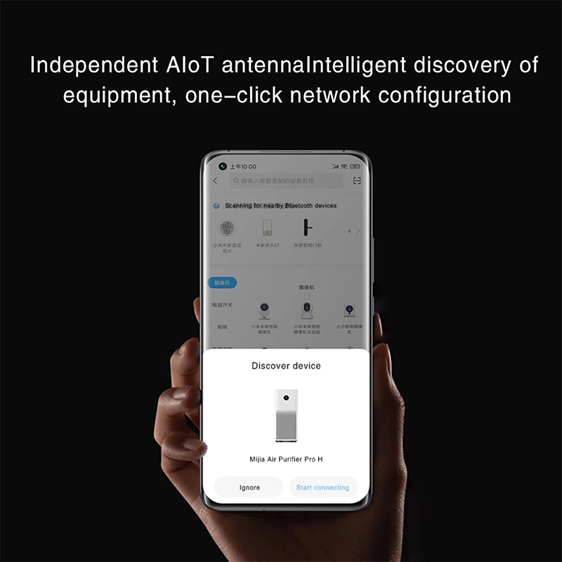 2021 New Xiaomi Router AX6000 AIoT Router 6000Mbs WiFi6 VPN 512MB Qualcomm CPU Mesh Repeater External Signal Network Amplifier M 3