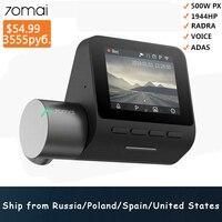 70mai Pro Dash Cam 1944P GPS ADAS Car Camera Dvr 70 mai Pro Dashcam Voice Control 24H Parking Monitor WIFI Vehicle Camera