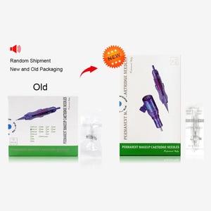 Image 5 - 20PCS Screw Cartridges Needles Tattoo 1R/2R/3/4/5/7RL Permanent Makeup Machine Needles Professional Needles for Tattoo Machine