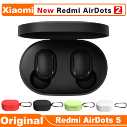 In Stock Original Xiaomi Redmi Airdots S TWS Bluetooth Earphone Air2 SE Pro Stereo bass 5.0 Headset With Mic Wireless Earphone