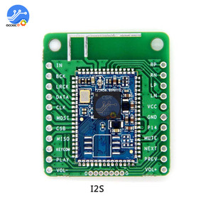 Image 2 - I2S выход CSR8675 беспроводной Bluetooth 5,0 аудио модуль цифровой динамик аудио звуковая плата