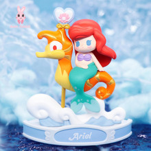 Blind-Box Guess-Bag Toys Anime-Figures Princess Ciega Caja Authentic