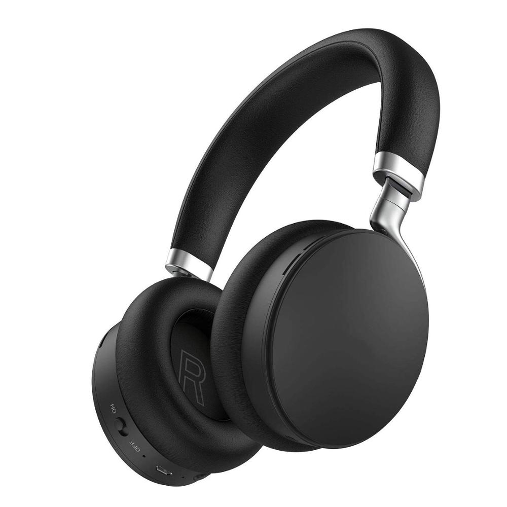HiFi QCC3005 Bluetooth 5,0 AptX LL Niedrigen Latenz Kopfhörer ANC Aktive Noise Cancelling Wireless Headset mit Super HiFi Tiefe <font><b>Bass</b></font> image
