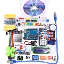 Super R3 Projekt Komplette Starter Kit mit Lektion CD, R3 bord, Jumper Draht, für Arduino