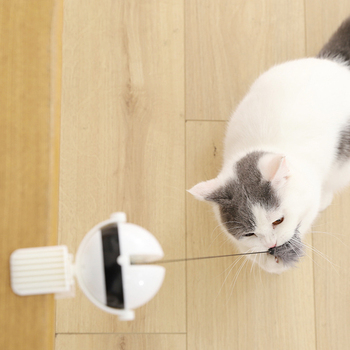 Electric Automatic Lifting Cat Ball Toy Interactive 3