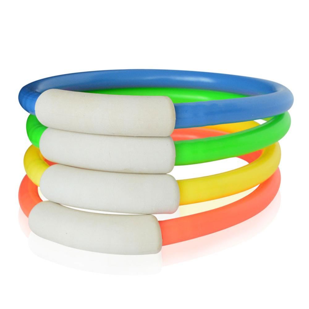 Купить с кэшбэком Swimming Pool Diving Circle children's pool toys underwater diving circle competition toys summer fun swimming accessories