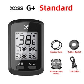 XOSS GPS Cycling Computer G Wireless  Speedometer Bluetooth Cycle Tracker Waterproof Road Bike MTB Bicycle Odometer 15