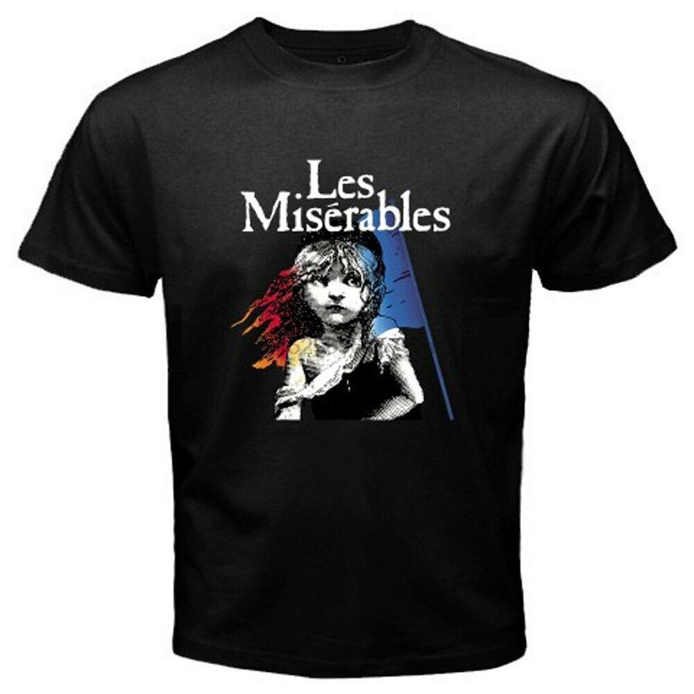 Les Miserables Movie PRISONER 24601 Licensed Adult Long Sleeve T-Shirt S-3XL