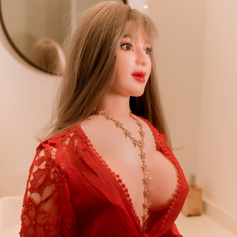 Blow Up Sex Doll Abbey Japanese With 163 cm Tall Sexy Body