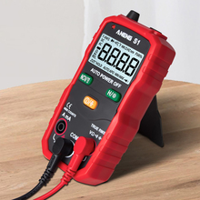 Smart Multimeter Digital True RMS Auto Range Professional LCD Automatic Voltage Ammeter Tester