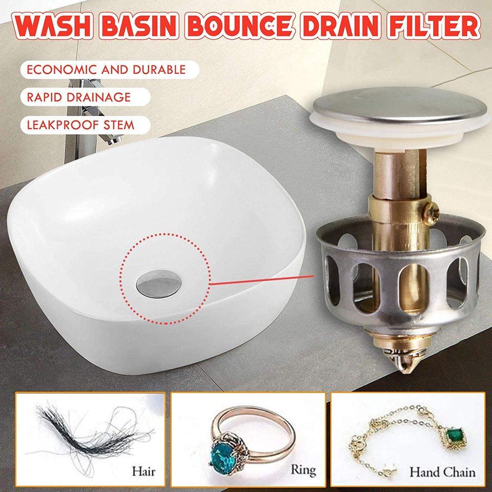 sink drain strainer for kitchen