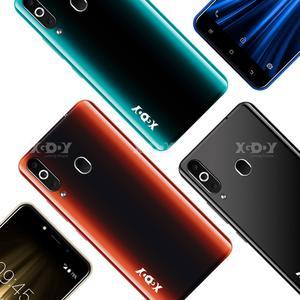 "Image 5 - XGODY K20 Pro 4G Smartphone Dual SIM 5.5"" 18:9 Full Screen Mobile Phone 2GB 16GB MT6737 Quad Core Android 6.0 Fingerprint Unlock"