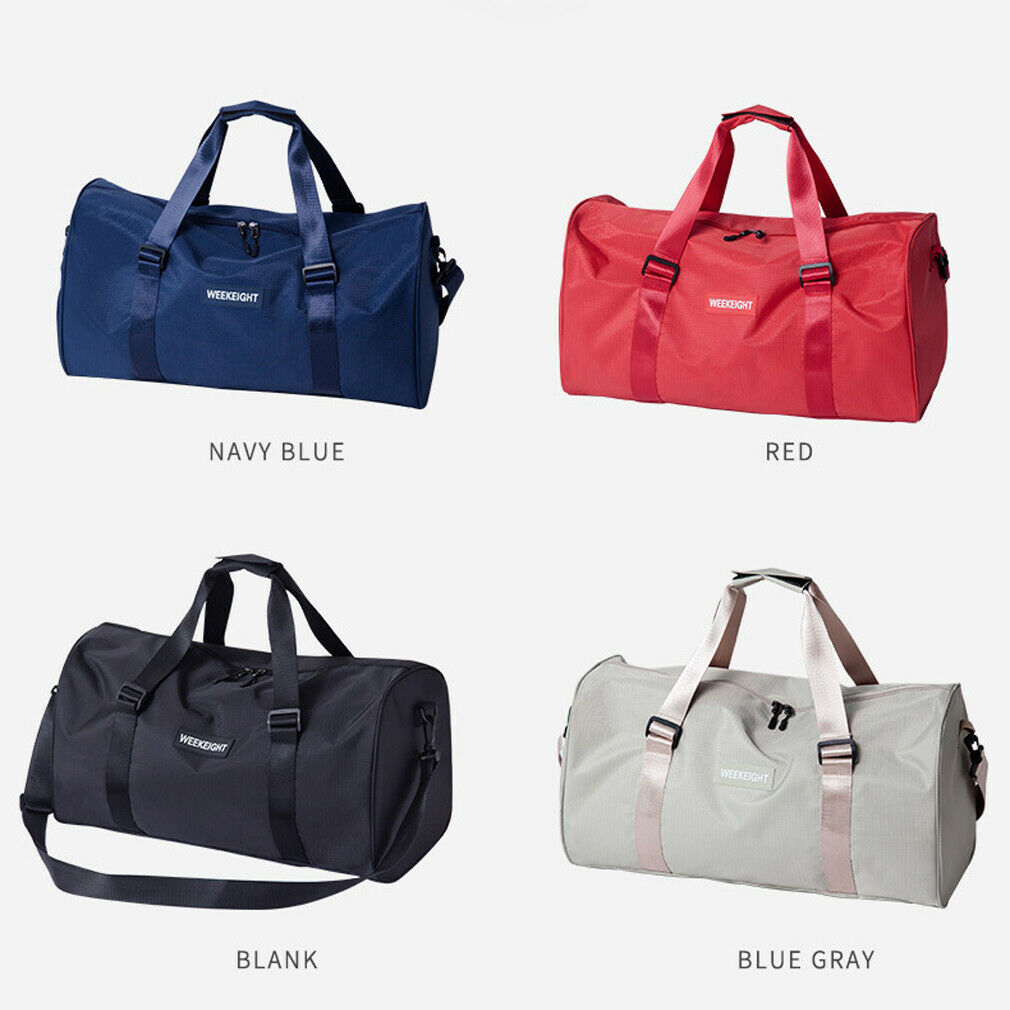 Multifunctional Leisure Travel Bag New Sports Fitness Swimming Wet And Dry Separation Storage Shoulder Bag Portable Duffle Bag