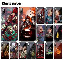 Babaite Film movie Horror icon CHURSE OF CHUCKY CHILDS Tempered Glass Phone Case For iphone 11 Pro XS MAX XR 8 X 7 6S 6 Plus(China)