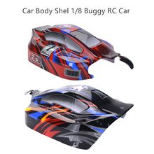 Car Body Shell Cover Spare Part For ZD-Racing 8459 1/8 Off-road Buggy RC Car Anti RC Car Electric Toys Accessories for Children(China)