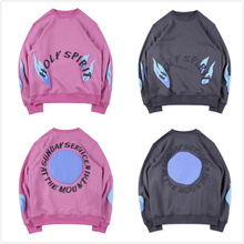 Kanye West Sunday Service Holy Spirit CPFM.XYZ Hoodies Men W