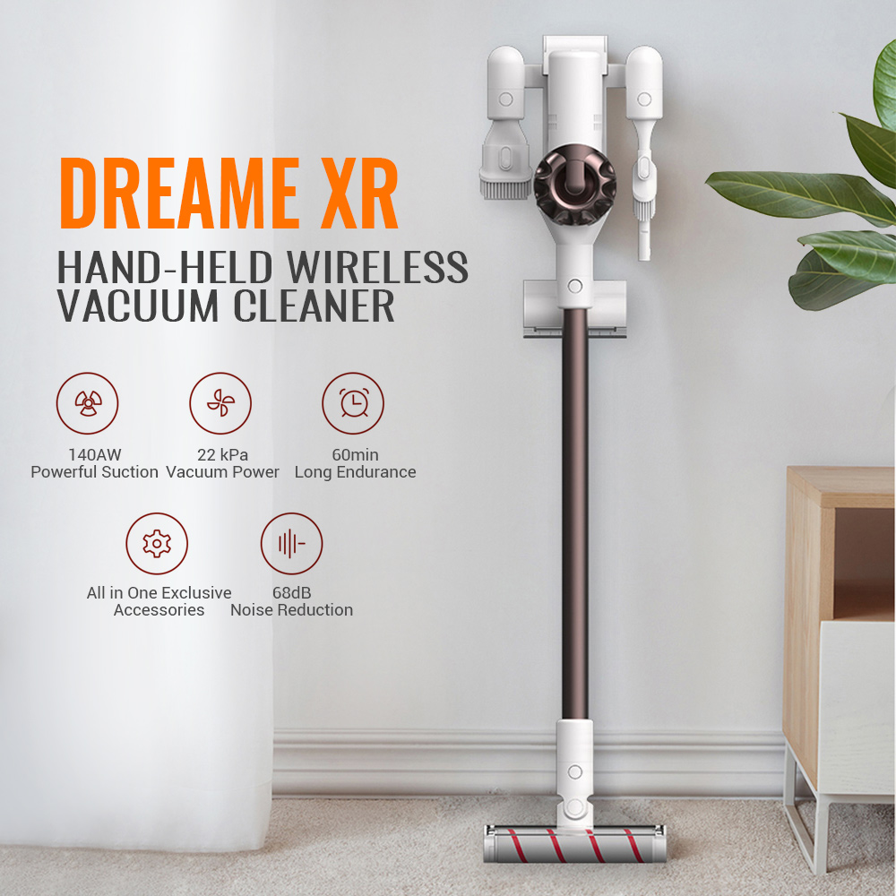 Dreame XR Premium Handheld Vacuum Cleaner Wireless Portable Cordless 22Kpa Dust Collector Floor Carpet Cleaner Sweeper Aspirator