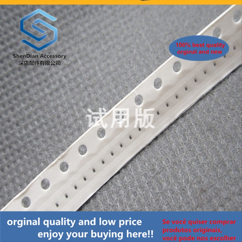 50pcs 100% Orginal New Best Quality Multilayer Chip Magnetic Beads BKP0603HS220-T 0201 0.6x0.3mm 22R 100MHz 1A