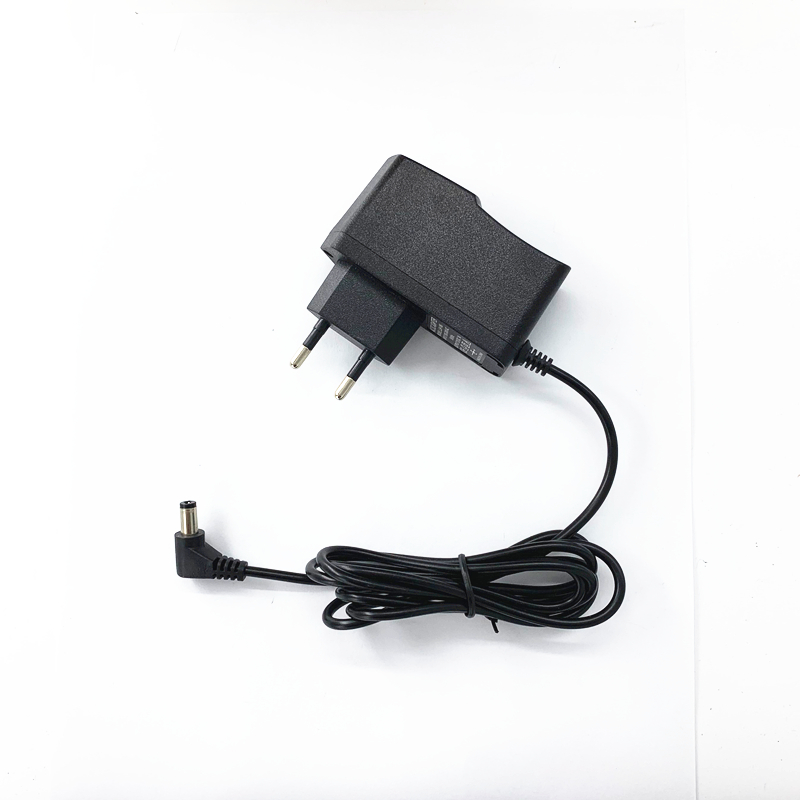 <font><b>AC</b></font> 100-240V DC 3V 4.5V 5V <font><b>6V</b></font> 8V 9V 12V 1A <font><b>1000ma</b></font> universal power supply <font><b>adapter</b></font> charger for LED strip light DC Plug 90 Degrees image