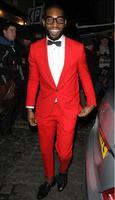 На заказ, красные мужские костюмы для жениха, приталенные костюмы из 2 предметов, обтягивающие стильные костюмы на выпускной/вечерние Сваде...