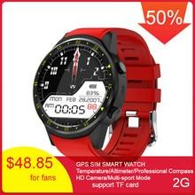 F1 смарт часы для мужчин с sim картой спортивные Смарт часы GPS Поддержка Шагомер Bluetooth 4,0 камера наручные часы для женщин для IOS Android телефон