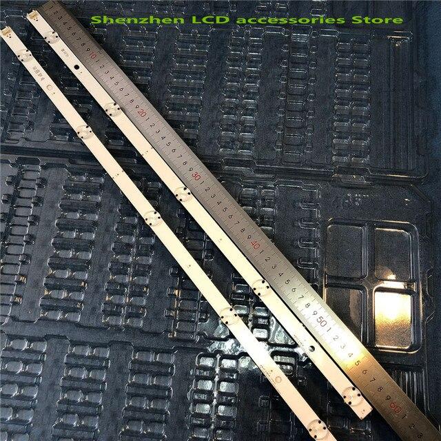 """10 unidades/lote de 5 lámparas para LG 32 """"TV Innotek direct 15,5 y 32 pulgadas 32LF510B 32LH590U SVL320AL5 DH_LF51 32LH51_HD SSC_32inch_HD 100%"""