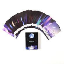 44 Cards Set Magical Tarot Cards Moonology Oracle Cards Part