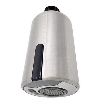 Adaptador de grifo con Sensor de movimiento automático, fácil instalación, salida de ABS, baño de cocina sin contacto inteligente, puerto USB, anticorrosión para el hogar