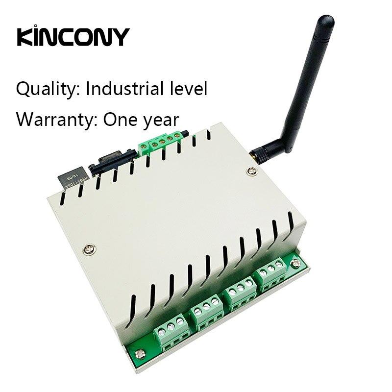 4CH Smart Samrt système de commutation à domicile Wifi contrôleur de Module sans fil relais de contrôle télécommandé Domotica Ethernet RS232 RJ45