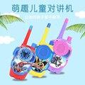 Детские игрушки Disney Ben10, беспроводная рация с вызовом, пара семейных уличных вызовов, связь родителей и детей, телефон для мальчиков и девоче...