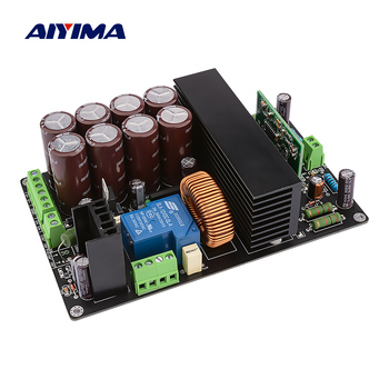 AIYIMA 1000W Power Amplifier IRS2092 Sound Amplifiers Class D Mono Digital Amp Stage Audio Amplificador Speaker Home Theater DIY