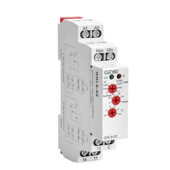 цена на GRL8 Water Level Relay Electronic Liquid Level Controller 10A AC/DC24V-240V Liquid Level Control Relay