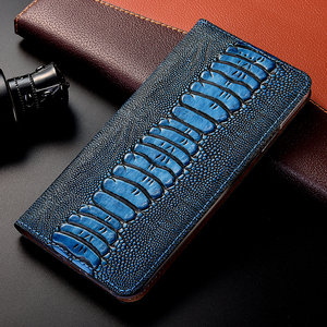 Image 5 - Magnet Natural Genuine Leather Skin Flip Wallet Book Phone Case Cover On For Realmi Realme C2 X2 XT Pro C X 2 T X2Pro 64/128 GB