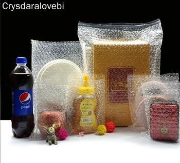 Enveloppes à bulles enveloppes de sac cadeau/pochette antistatique couleur blanche PE Mailer sac d'emballage expédition protéger sac à bulles antichoc