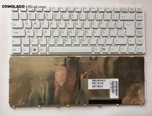 Brazil Laptop Keyboard For Sony VAIO VGN-NW Series NW20 NW21 NW25 NW31 NW320 NW35 NW38 NW50 NW 51 NW70 MW71 NW91 148738421 BR(China)