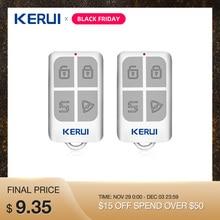 KERUI Домашний Беспроводной портативный комплект дистанционного управления 433 МГц аксессуары для сигнализации домашняя система охранной сигнализации Сенсорная клавиатура