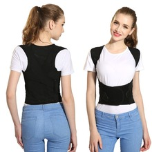 Adult Children Back Posture Corrector Therapy Corset Spine Support