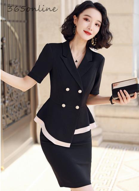 Elegant Business Suit for Women