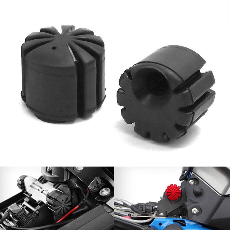 Twee Stukken Verlaging Kits Autostoel Rubber Voor Bayerische motoren Werke R1200GS LC ADV K1600GT R1200RT S1000XR