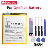 EIN PLUS Original Ersatz Batterie Für OnePlus 5 5T 3 3T 2 1 1 + BLP571 BLP597 BLP613 BLP633 BLP637 Einzelhandel Paket Kostenlose Tools