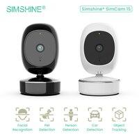 Simshine 2MP Draadloze Ip Camera Wifi 5Ghz Gezichtsherkenning Infrarood Nachtzicht Indoor Home Surveillance Beveiliging Cctv Camera
