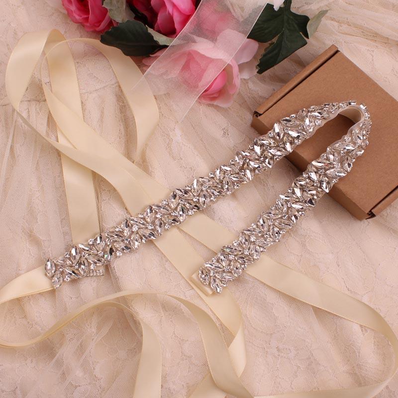 YJWSXF Bridal belt wedding dress belt pearl rhinestone dinner belt evening dress belt wedding accessories